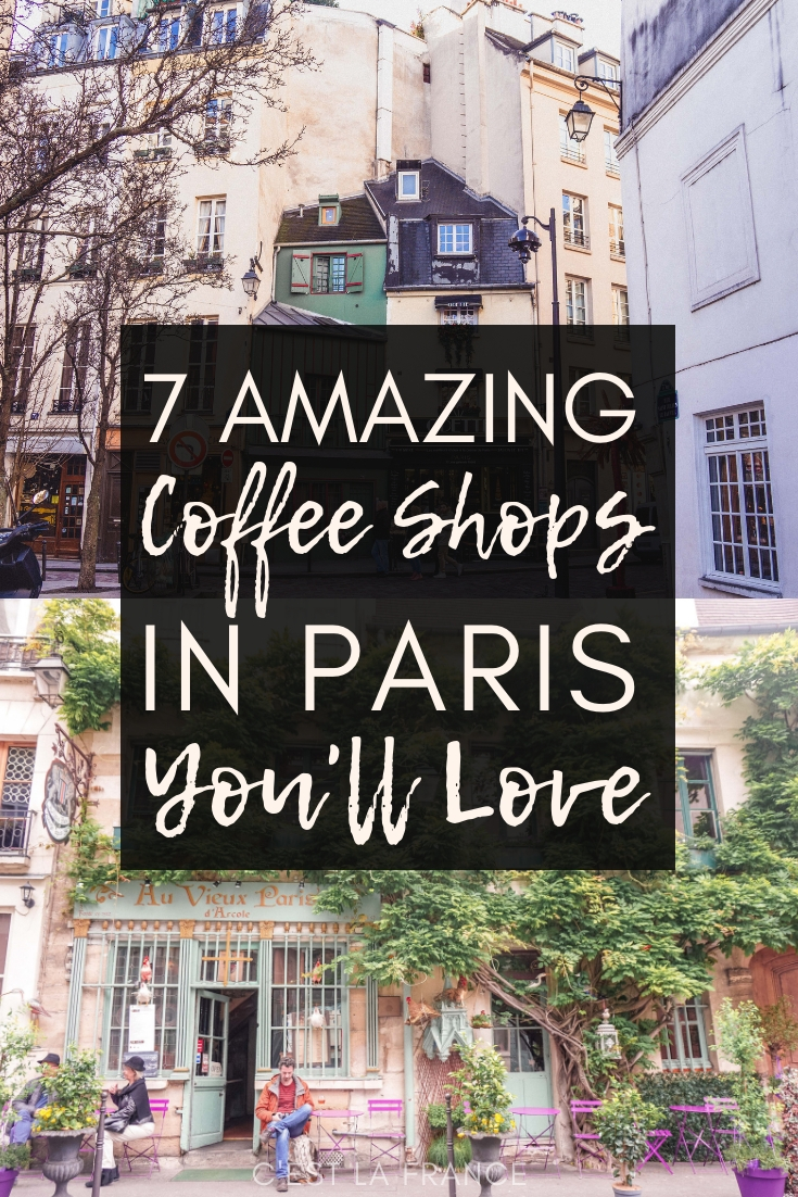 7 Insta-Worthy Coffee shops in Paris You Must Visit. Here's your guide to the best of cafés in the French Capital, Paris, France