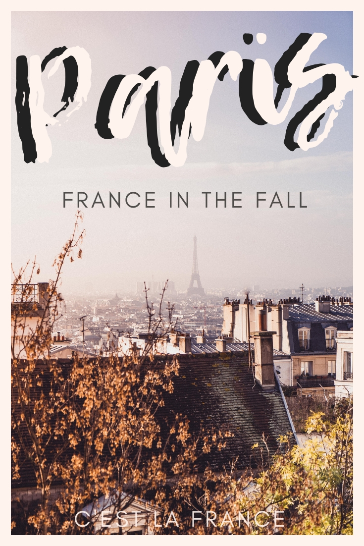 Why you MUST visit Paris in the fall. Here's your complete guide to autumn activities and things to do in the French capital, Paris, France during autumn.