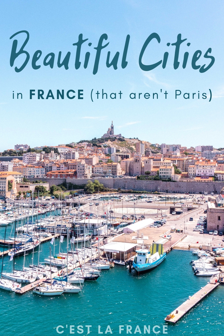 Breathtakingly beautiful cities in France (that aren't Paris). Here's your guide to the best of France outside the French capital (Limoges, Bordeaux, Toulouse, Chartres, and more!)