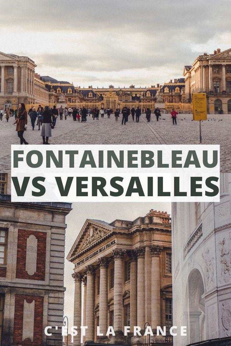 Versailles Vs Fontainebleau: Which Should You Visit on your next France visit in Île de France?
