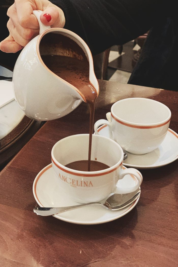 Where to Find the Best Hot Chocolate in Paris, France