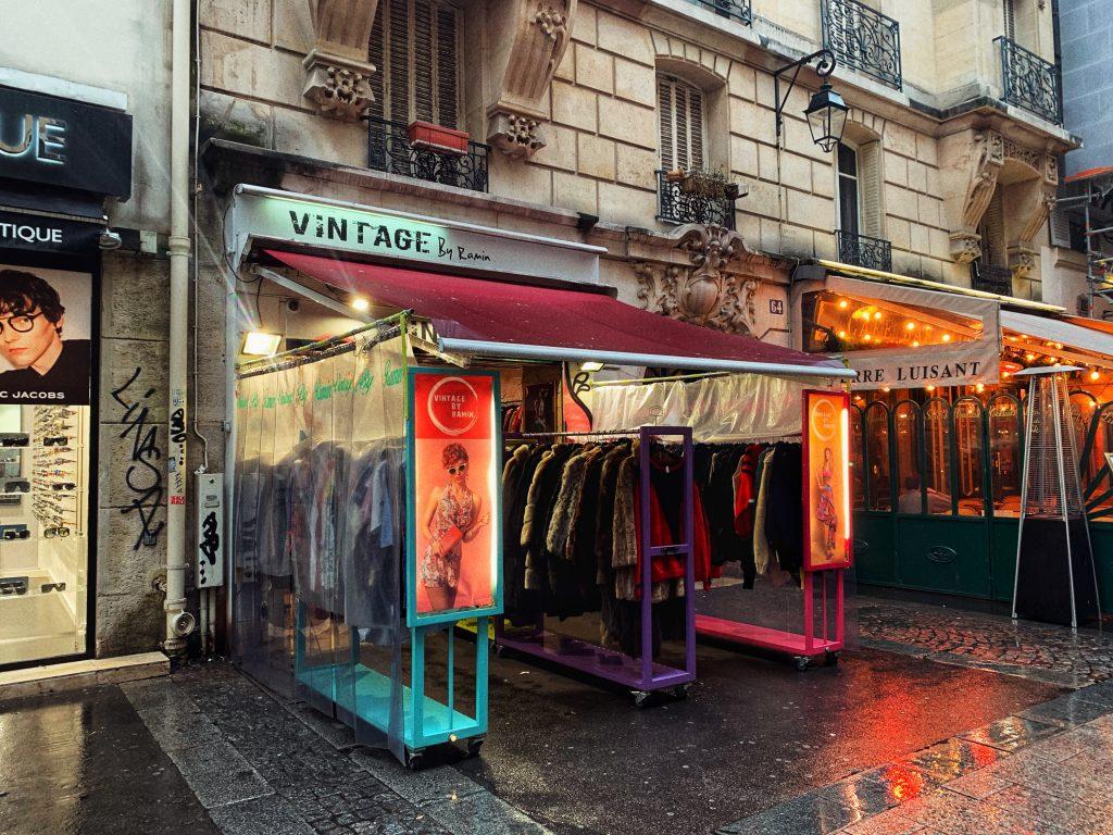 Vintage by Ramin Paris France