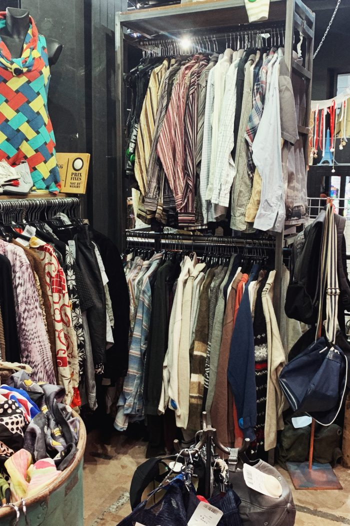 Where to Go Vintage Shopping in Paris for Chic Clothing!