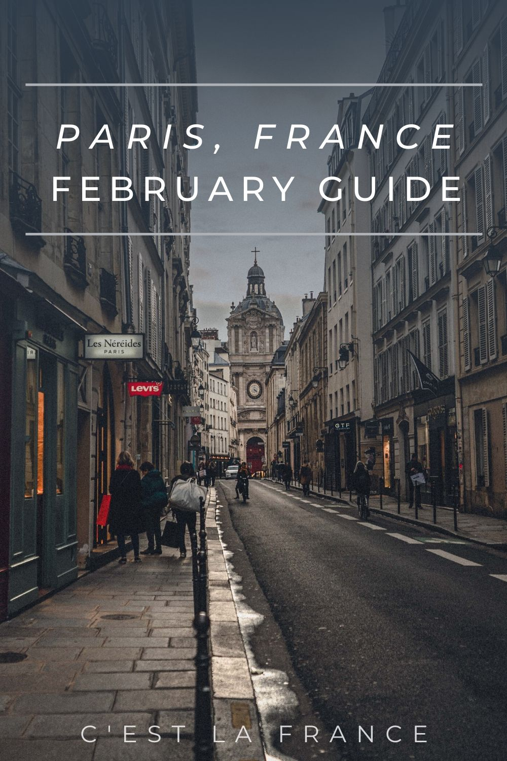 Why You Must Visit Paris in February (Guide & Tips) Things to do in Paris in the mid winter!
